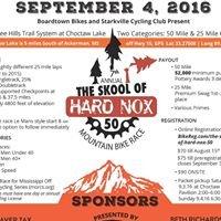 The Skool of Hard Nox 50 mountain bike race