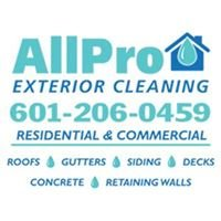 All Pro Exterior Cleaning