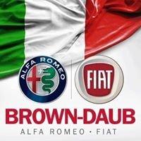 Brown-Daub Alfa Romeo FIAT