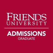 Friends University Graduate Admissions