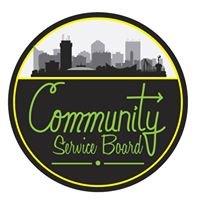 Wichita State University Community Service Board