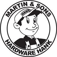 MARTIN & SONS HARDWARE HANK