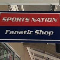 Sports Nation: Fanatic Shop