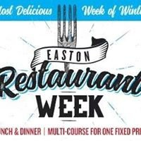 Easton Restaurant Week