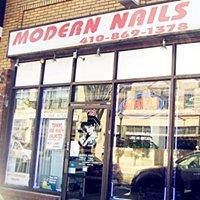 Modern Nails & Tan