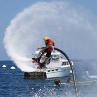 Action Flyboarding