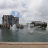NN City Center Fountain Pool