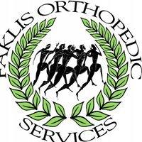 Faklis Orthopedic Svcs. and Faklis' Dept. Store & Shoe Repair - Since 1912