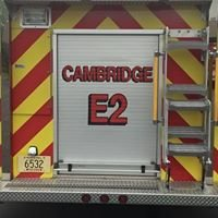 Cambridge Fire Department