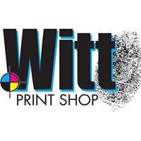 Witt Print Shop