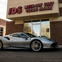 IDS Window Tint & Clear Mask