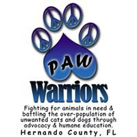 PAW Warriors, Inc.and Misfit Acres
