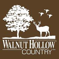 Walnut Hollow Country