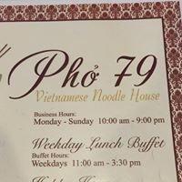 Pho 79 Restaurant