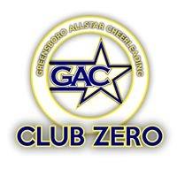 Greensboro All Star Cheerleading-Gym Page