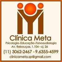 Clínica Meta - Psicologia, Educação e Fonoaudiologia