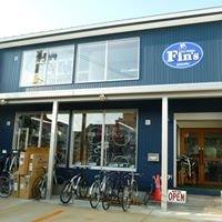 新潟・長岡のサイクルショップ・自転車屋 「 サイクルワークスFin's 」