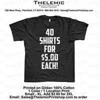Thelemic Printshop