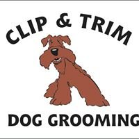 "Clip & Trim Dog Grooming and ""What A Clean Dog!"" self serve dog wash"