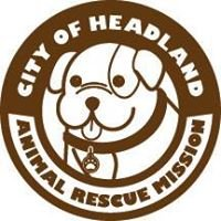 C.H.A.R.M   City of Headland Animal Rescue Mission