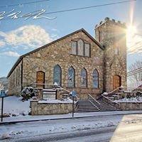 Clayton First United Methodist Church in Rabun County