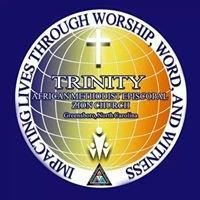 Trinity AME Zion Church-Greensboro,NC