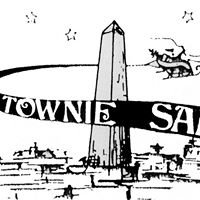 Townie Santa