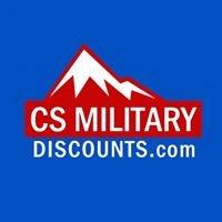 Colorado Springs Military Discounts