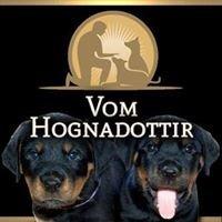 Vom Hognadottir Rottweilers & German Shepherds