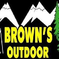 Brown's Outdoor