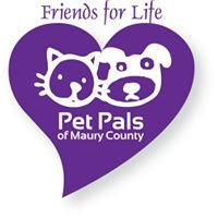 Pet Pals of Maury County, TN