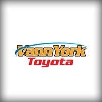 Vann York Toyota