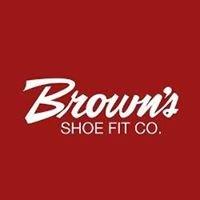 Brown's Shoe Fit Warrensburg