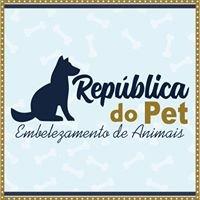 República do Pet Embelezamento de Animais