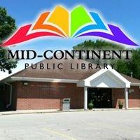 Buckner Branch - Mid-Continent Public Library