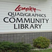 Lomira QuadGraphics Community Library