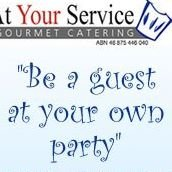 At Your Service Gourmet Catering