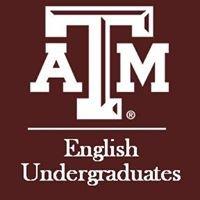Texas A&M English Undergraduates