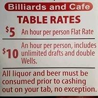 Cue-Phoria Billiards and Cafe