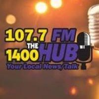 News Talk 107.7 and 1400 The Hub