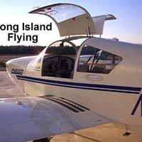 Long Island Flying