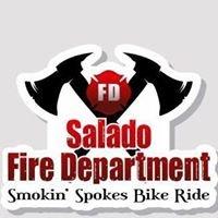 Salado Texas Smokin' Spokes Bike Ride