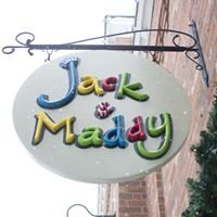 Jack and Maddy a Toy Store