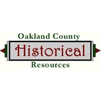 Oakland County Historical Resources (OCHR)