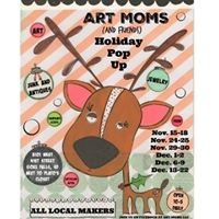 Art Moms (and friends) Holiday Boutique