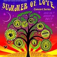 Onset Summer of Love Music Series