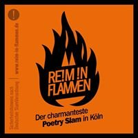 Reim in Flammen-der charmanteste Poetry Slam in Köln
