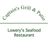 Lowery's Seafood Restaurant and Captain's Grill & Patio