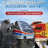 Railroad Days in Fullerton