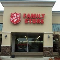 Tulsa Salvation Army Family Stores
